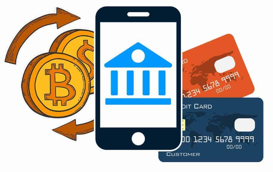banking options icon